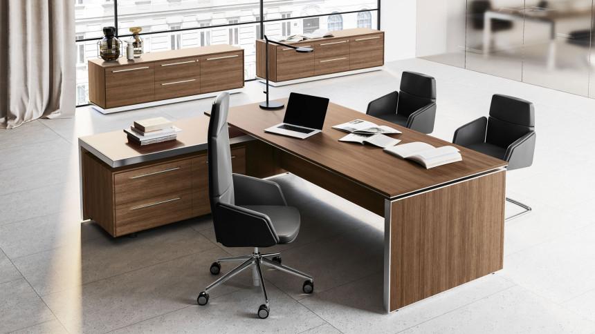 E o s mobili ufficio direzionali for Arredo ufficio direzionale